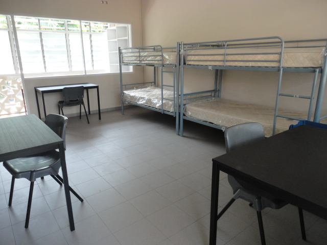 Far Eastern Bible College   Accommodations